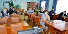 Главы поселений приняли участие в совещании Министерства сельского хозяйства и продовольствия области