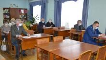 Очередное заседание Унинской районной Думы состоялось 5 февраля