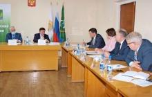 Глава района приняла участие в выездном совещании по вопросам социально-экономического развития территорий