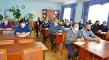 На заседании КЧС обсуждены вопросы соблюдения пожарной безопасности на территории района