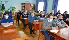 В администрации района состоялось очередное заседание антитеррористической комиссии