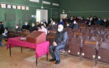 Отчет о работе за 2020 год главы Сардыкского сельского поселения
