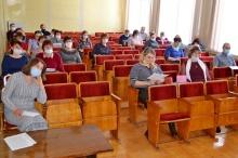 На координационном совещании рассмотрены вопросы профилактики правонарушений среди несовершеннолетних