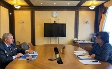 Руководитель Управления Росреестра Елена Сорокина провела личный прием граждан в приемной Президента РФ