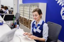 Ежемесячно жители Кировской области оплачивают на почте более 300 тысяч платежей