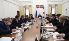 Игорь Комаров посетил с рабочей поездкой Республику Мордовия