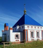 Храм Успения Божей Матери  (Успенская церковь)