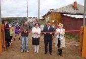Делегация Всемирного банка посетила Унинский район