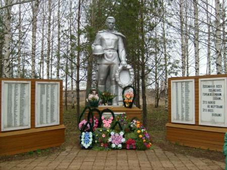 Прошлое деревни Астрахань