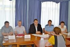 Уполномоченный по правам ребенка в Кировской области  В.В. Шабардин посетил Унинский район