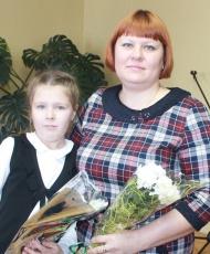Лауреат областного конкурса «Женщина года»- представительница Унинского района