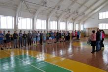 Открытые районные соревнования по мини-футболу