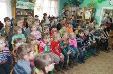 «БИБЛИОВЕЧЕР» в Детской библиотеке