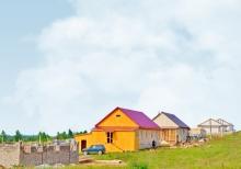 Начато строительство дома в д. Чуваши