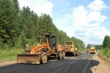Дороги ремонтируются
