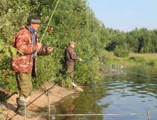 Соревнования по  спортивной рыбалке