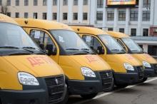 Унинская школа получила новый автобус