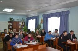 В преддверии новогодних праздников обсудили меры по обеспечению пожарной безопасности и антитеррористической защищенности населения района