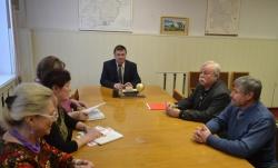 Руководители Унинской ЦРБ ответили на вопросы,  касающиеся здравоохранения в Унинском районе