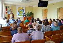 Территориальная избирательная комиссия  начала цикл обучающих семинаров