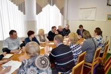 Совет глав муниципальных образований приступил к работе