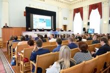 Участие делегации Унинского района в семинаре « Государственная поддержка субъектов малого и среднего предпринимательства»