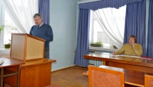 Итоговое заседание Общественного совета по здравоохранению