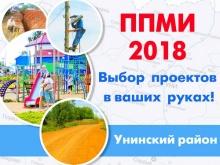 Итоги конкурсного отбора ППМИ-2018