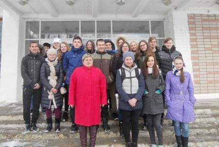 Экскурсия в Куменский государственный аграрно-технологический техникум