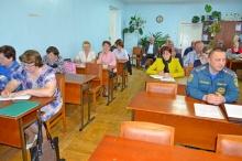 Главы района обсудили рабочие вопросы