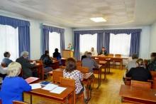 Депутаты районной Думы  провели очередное пленарное заседание