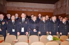 Глава района поздравил сотрудников полиции с профессиональным праздником