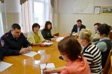 Решения комиссии приняты к исполнению
