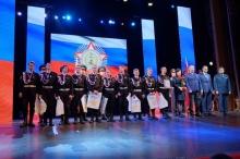 Определены победители Международного слета юных патриотов «Равнение на Победу!»