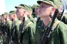 В Кировской области началась призывная кампания