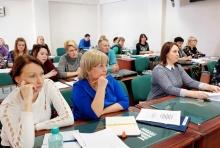Председатель и секретарь ТИК приняли участие в областном семинаре