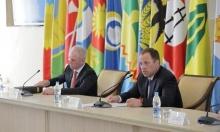Полпред Президента в ПФО Игорь Комаров представил главного федерального инспектора по Ульяновской области