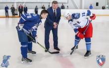 Сборная Кировской области принимает участие в  окружном турнире по хоккею среди студенческих команд