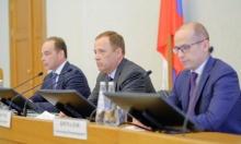 Игорь Комаров представил Сергея Панова в должности главного федерального инспектора по Удмуртской Республике