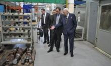 Полномочный представитель Президента РФ в ПФО Игорь Комаров посетил НОАО «Гидромаш»