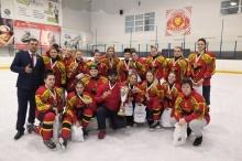 Кировская команда «Ангелы» стала серебряным призером окружного турнира по хоккею
