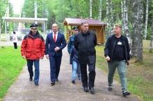 Владимир Климов проверил детские лагеря по поручению полпреда Президента в ПФО