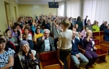 Состоялись собрания по выбору приоритетных направления для участия в ППМИ-2020