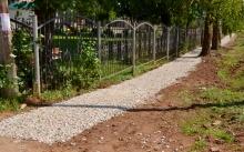 В Унинском городском поселении приступили к реализации второго приоритетного проекта «Формирование комфортной городской среды»