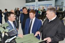 Владимир Климов принял участие в открытии сборочного цеха АО «ВМП «АВИТЕК» после масштабной реконструкции