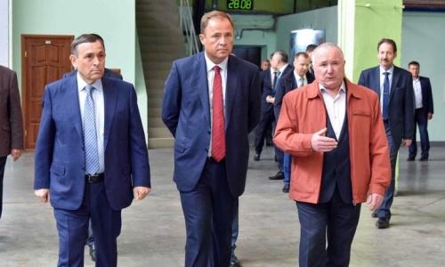 Рабочая поездка полномочного представителя Президента РФ в ПФО в Республику Марий Эл