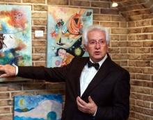 Итальянский живописец Мауро Роберто Гавацци станет гостем Васнецовского пленэра