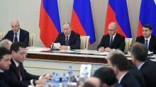 Игорь Васильев принял участие в Госсовете с президентом России