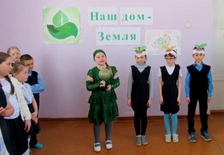 Подведены итоги первого областного конкурса экологических отрядов