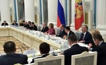Игорь Комаров вошел в состав Совета при Президенте России по стратегическому развитию и нацпроектам